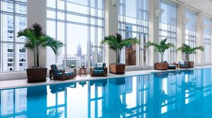 luxury hotels lap pools