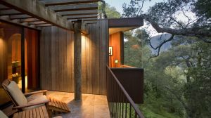 photos of luxury treehouse camps and resorts