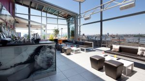 rooftop bars at luxury hotels and resorts