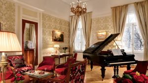 Hotels for musically inclined