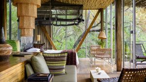 Luxury lodges and camps in Africa