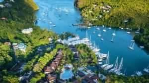 hotels with marina facilities