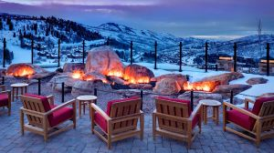 winter hotel destinations