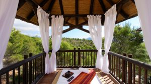 open air massage at luxury hotels resors and inns